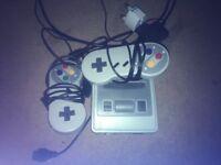 Retro Super Nintendo