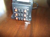 beer pump light transformer x 6 outlets