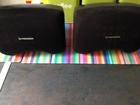 Pioneer surround sound speakers forSale
