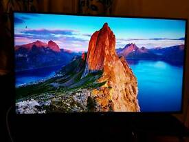Sony bravia 65 4k uhd Android HDR latest TV