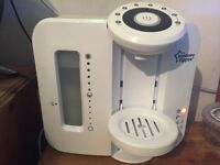Tommee tippee perfect prep machine!
