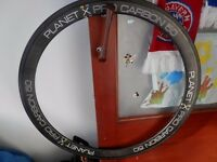 Planet X Pro Carbon 50mm Tubular rim -just 1