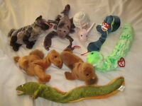 Eight Ty Beanie Babies
