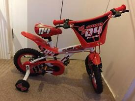 "12"" bike in excellent condition"