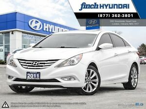 2011 Hyundai Sonata 2.0T 2.0L Turbo Engine | Power Sunroof |...