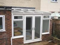 Immaculate - ANGLIAN conservatory - cost £14,000 5yrs ago