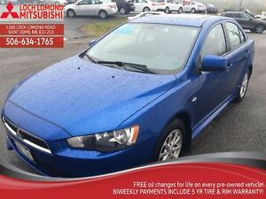 2010 Mitsubishi Lancer SE, SPORTY SUNROOF, GREAT ON FUEL