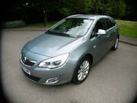 Vauxhall Astra SE CDTI S/S FULL SERVICE HISTORY (silver lake metallic) 2012