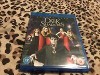Tim Burton Dark Shadows Blu Ray DVD