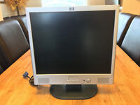 HP 17 inch PC Monitor (HP Pavilion F1723)