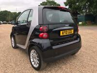Smart Fortwo 2010 Model - satnav glass panoramic roof - hpi clear part exchange welcome
