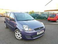 FORD FIESTA 1.2ltr_5dr *** CHEAP INSURANCE - MOTED - DELIVERY AVAILABLE ***