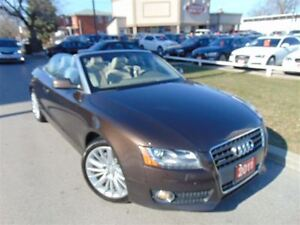 2011 Audi A5 2.0T NAVIGATION CAMERA CONVERTIBLE