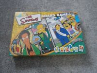 The Simpsons Board Game.