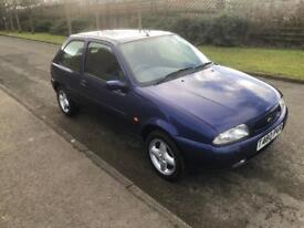 FORD FIESTA 1.25 DRIVES GREAT LOW MILEAGE CHEAP RUNABOUT AUG MOT ALLOYS AIRCON