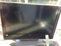Hitachi 37inch HD Ready LCD T.V