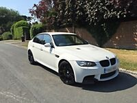 2011 BMW M3 4.0 V8 SALOON DCT FACELIFT FULLY LOADED 42K