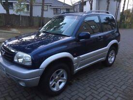 AUTOMATIC SUZUKI GRAND VITARA 1600 SE