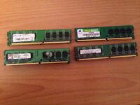 Desktop Computer Memory and Drives