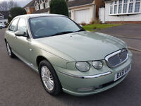 ROVER 75 **AUTOMATIC**LOW MILEAGE 55K**FULL SERVICE HISTORY**