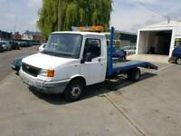Ldv convoy recovery truck 2.5 banana turbo enginr spares or repair