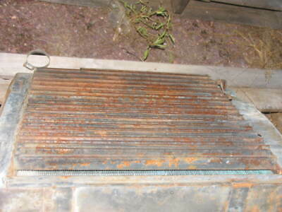 Allis Chalmers Tractor Shutters Wd Wd45