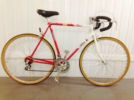 Abbey Classic Road Bike Mint Condition 10 speed 58 cm