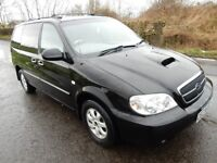2005 kia sedona diesel . 7 seater .decent example . may take cheaper trade in