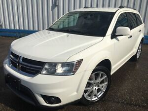 2011 Dodge Journey R/T AWD *LEATHER*