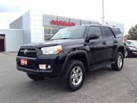 2010 Toyota 4Runner SR5 4x4 Heated leather, power sunroof