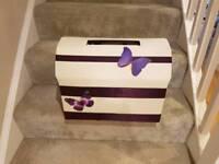 Party / Wedding Card Box