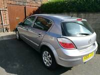 2005 Vauxhall Astra 1.4 low mileage and fsh