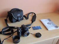 Fuji Finepix S5500 Digital Camera