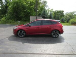 2014 Ford FOCUS SE HATCHBACK FWD
