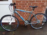 "Vertigo Moroto 700c Front Suspension Hybrid Bike, 20"" Frame - Brand New Never Used - Usual RRP £280"