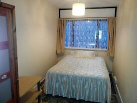 Double Room Available Now, 5 Mins From Tube Station, All Bills Included.