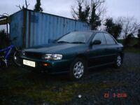 Subaru Impreza 1.6GL *****Only 27000 Miles*******