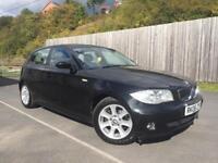 2006 BMW 120d 5 Door Hatchback +HEATEDSEATS+FullServiceHistory+ not 116 118 m sport Leon FR Audi A3