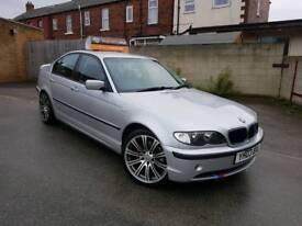 2003 BMW 320D SE 2.0 4 DOOR SALOON