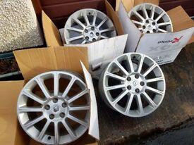 renault clio 197 alloy wheels