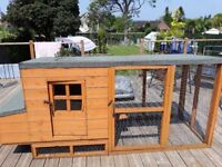 Shire Timber Chicken Coop
