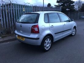 2002 VW POLO 1.4 TDI £30 a year tax 12 months mot