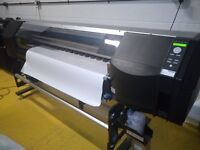 OKI Colour Painter w-64s large format printer £3850.00 ONO