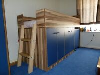 Hi,I specialise in build in bespoke furniture,laying flooring ,and much more in carpentry
