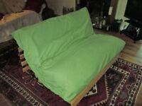 Futon sofa bed, Ikea, good condition, no longer needed.