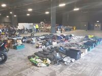 Joblot motorcycle spares