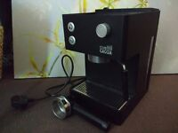 GAGGIA cubika plus expresso, cappuccino coffee machine.