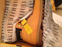 Desalt boots size 9 size 10 and size 11