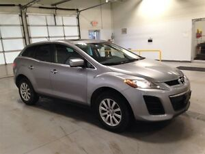 2011 Mazda CX-7 GS| LEATHER| SUNROOF| BLUETOOTH| 107,030KMS Kitchener / Waterloo Kitchener Area image 8