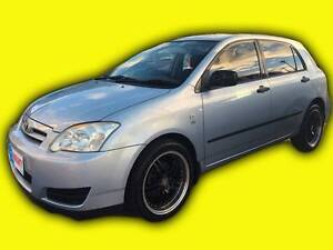 Corolla Hatch- First Time getting finance. Let us help-$100 Depos Mount Gravatt Brisbane South East Preview